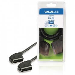 VLVB 31000B 1.00 SCART cable SCART male - SCART male