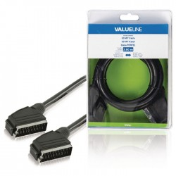 VLVB 31000B 2.00  SCART cable SCART male - SCART male