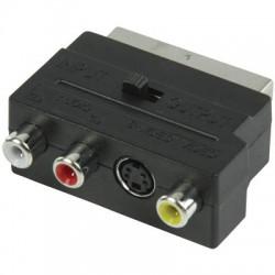 VLVP 31902 B SCART AV ADAPTER