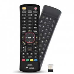 MELICONI SMART 4 REMOTE CONTROL / KEYBOARD / AIRMOUSE