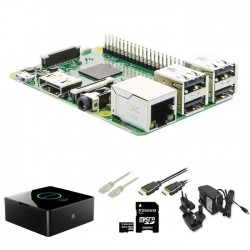 RASPBERRY Pi RP3KIT4 Mini Desktop Kit