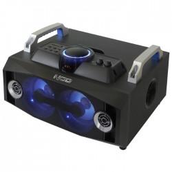 NOD MHS-100BL Mini Hi-Fi System with SD,USB, bluetooth and Blue LED