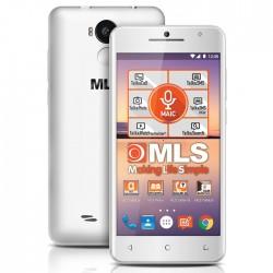 MLS F5 3G WHITE DUAL SIM