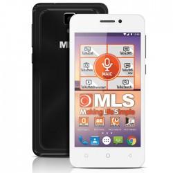 MLS TREND 4G BLACK WHITE DUAL SIM