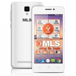 MLS TOP-S 4G WHITE