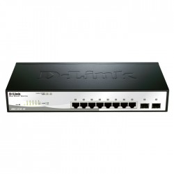 D-LINK DGS-1210-10 SMART SWITCH GIGABIT 2xSFP