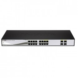 D-LINK DGS-1210-16 SMART MANAGED GIGABIT WITH 4xSFP