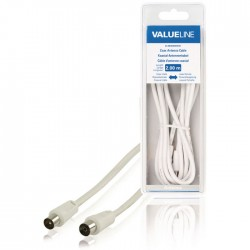 VLSB 40000W 2.00  cable coax male - coax female