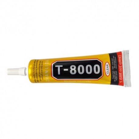 Κόλλα T8000 για LCD Glass Frames 50ml