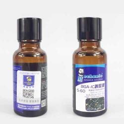 BGA IC CPU Adhesive Glue Remover S-60 20ml