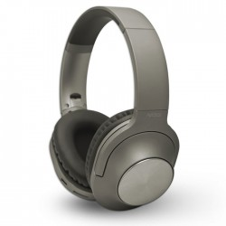 NOD PLAYLIST GREY BLUETOOTH FOLDABLE HEADPHONES