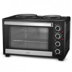 LIFE Kouzinaki 382 (38L WITH 2 HOT PLATES), 1600W