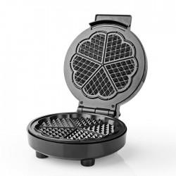 NEDIS KAWP100BK Waffle Plate 19 cm 1000 W Black