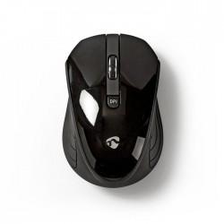NEDIS MSWS400BK Wireless Mouse 800 / 1200 / 1600 DPI 3-Button Black