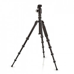 NEDIS TPOD4444BK Tripod Max 3 kg 145 cm Black
