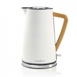 NEDIS KAWK510EWT Electric Kettle 1.7 L Soft-Touch White