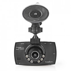 "NEDIS DCAM10BK Dash Cam Full HD 1080p 2.7"" 120° Viewing Angle"