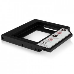 ICY BOX IB-AC640 SSD/HDD ADAPTER FOR DVD (9.5mm) BAY /70644