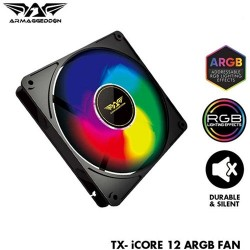 ARMAGGEDDON PC COOLING FAN ARGB TX iCORE-12