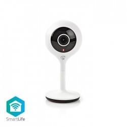 NEDIS WIFICI05WT Wi-Fi Smart IP Camera HD 720p