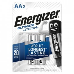 ENERGIZER ULTIMATE LITHiUM 2A BATTERY