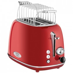 PC-TA 1193 RED Toaster Vintage