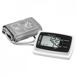 PC-BMG 3019 Upper arm blood pressure monitor white/black