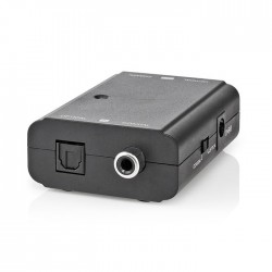 NEDIS ACON2507BK Digital Audio Converter 2-way Connection output:1xS/PDIF (RCA)