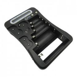 RND 305-00028 - Universal Battery Tester, 1.5 ... 9 VDC