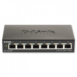 D-LINK DGS-1100-08V2 Gigabit Smart Managed Switches