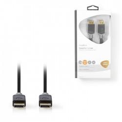 NEDIS CCBW37014AT20 DisplayPort Cable DisplayPort Male DisplayPort Male 8K@60Hz
