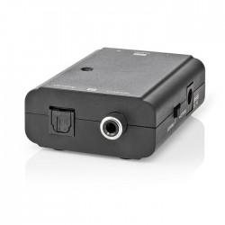 NEDIS ACON2509BK Digital Audio Converter 2-way Connection input: 1x S/PDIF (RCA)