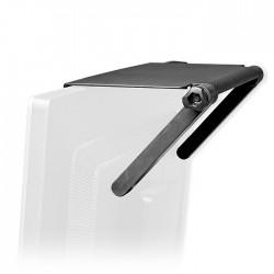 NEDIS ERGOSTS100BK Ergonomic Screen Top Shelf Multifunctional Black