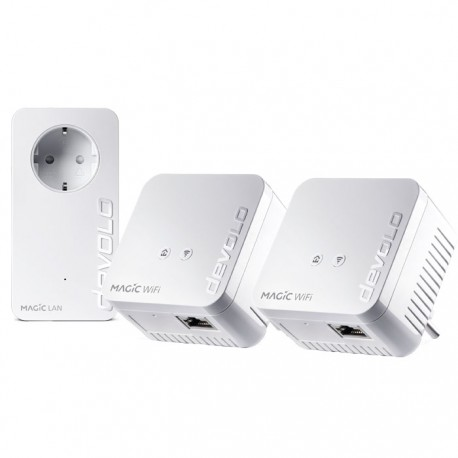 DEVOLO Magic 1 WiFi mini Multiroom Kit 8577