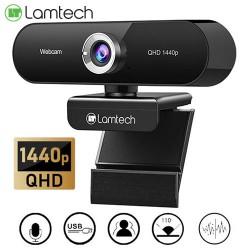 LAMTECH QHD PC USB WEBCAM 1440P