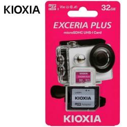 KIOXIA 4K MICRO SD 32GB EXCERIA PLUS UHS I U3 WITH ADAPTER M303