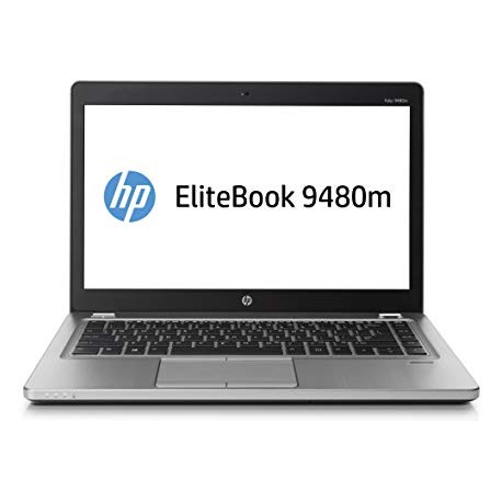 HP Elitebook Folio 9480m i5-4310U/8GB/256GB SSD