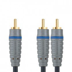 BAL4102 RCA M - 2x RCA M Mono 2m