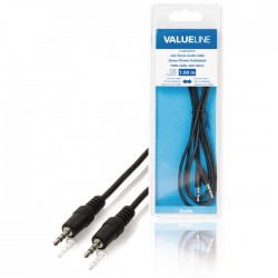 VLAB 22000B 1.50 cable 3.5 mm male - 3.5 mm male