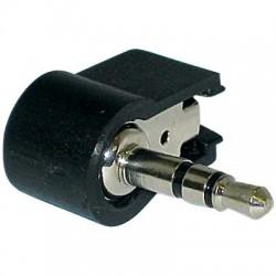 JC-023 3.5mm STEREO PLUG ΓΩΝΙΑ