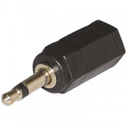 AC-002 ADAPTOR 3.5mm ΜΟΝΟ TO 3.5mm ST