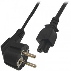 VLEP 10100 B2.00 Power cable Schuko angled male