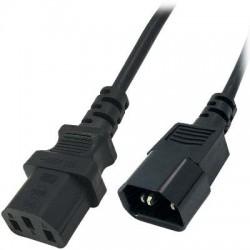 VLEP 10500B 2.00 Power cable IEC-320-C14 - IEC-320-C13