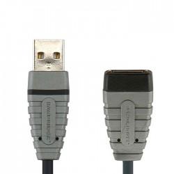 BCL4302 USB-A M - USB-A F 2m