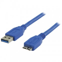 VLCP 61500 L 0.50 USB 3.0 USB A male - USB micro B male cable