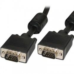 CABLE-177/5 ΚΑΛ. VGA .HIGH END 15 ΑΡΣ/15 ΑΡΣ 5m