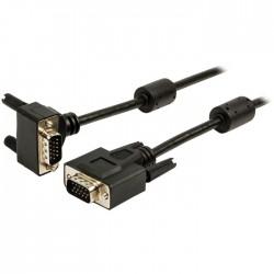 VLCP 59050 B2.00 VGA cable VGA male - VGA male 90° angled