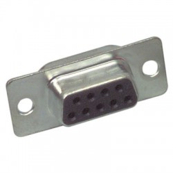 DSC-109 9 PINS SOCKET