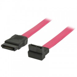 VLCP 73110 R05 S-ATA II hooked data cable 0.50 m