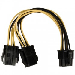 VLCP 74415V 0.15 power splitter cable EPS 8-pin